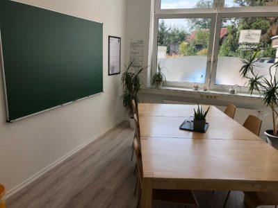 back2school Nachhilfe Sprockhövel Unterrichtsraum Chemie und Physik