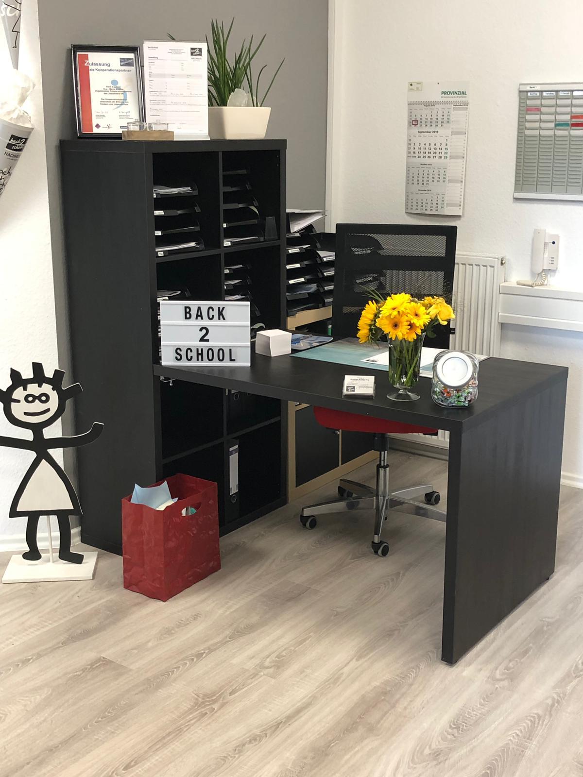 back2school Sprockhövel Büroleitung Jobs Nachhilfelehrer gesucht